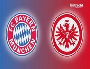Eintracht Frankfurt gegen Bayern München Bundesliga 30.10.2015 - live sportwetten